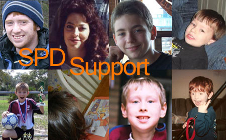 SPD Support collage image